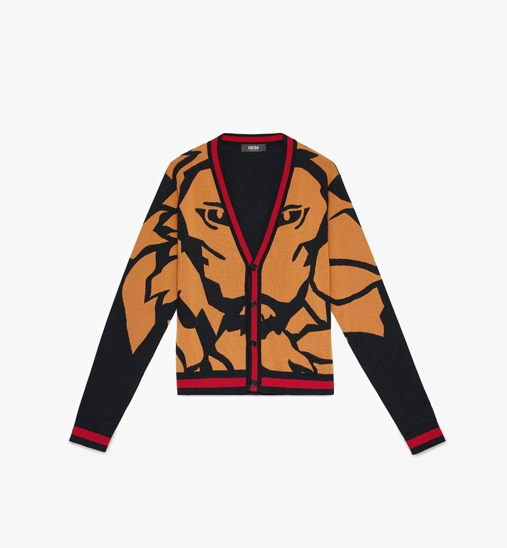 MCM Men's Munich Lion Cardigan Alternate View