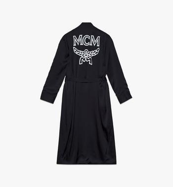 MCM Classic Logo Silk Reversible Robe  MHHASBM02CO00L Alternate View 4