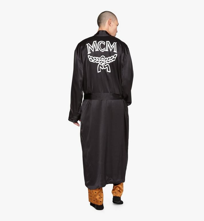 MCM Classic Logo Silk Reversible Robe  MHHASBM02CO00M Alternate View 8