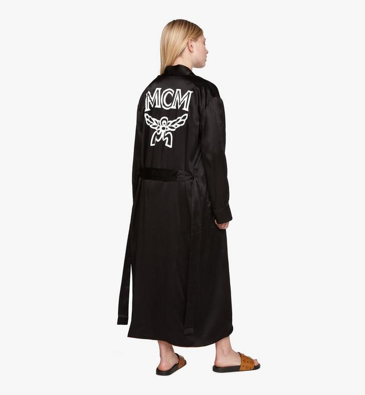 MCM Classic Logo Silk Reversible Robe  MHHASBM02CO00M Alternate View 12