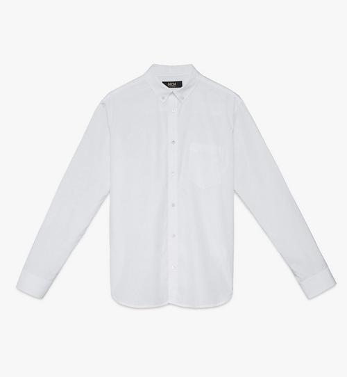 メンズ ジャカード モノグラム シャツ