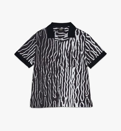 Men's 1976 Zebra Print Shirt