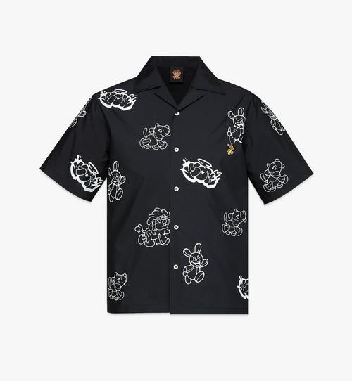 남성용 MCM x SAMBYPEN 반소매 셔츠