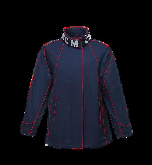 Men's Oversized Woven Twill Jacket