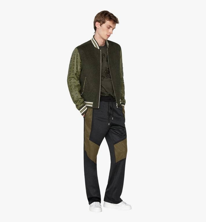 MCM Men's Bomber Jacket in Visetos Alternate View 3