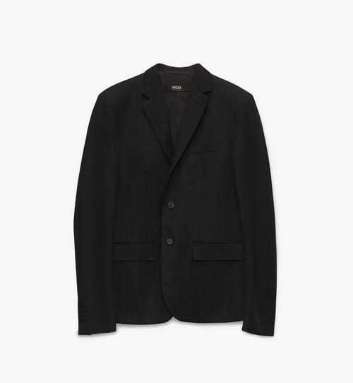 Taillierte Resnick Herrenjacke aus Wolle