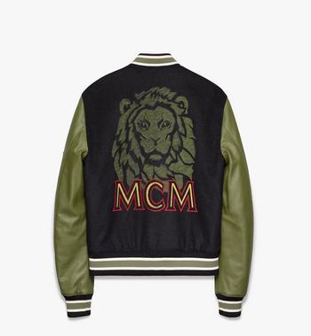 MCM Men's Munich Lion Bomber Jacket Alternate View 2
