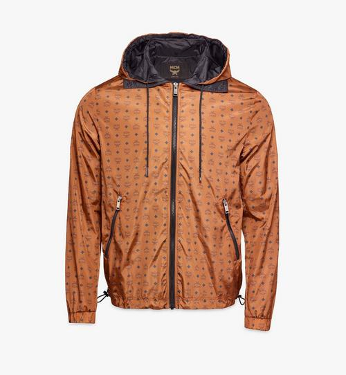 Men's Windbreaker in Monogram Nylon