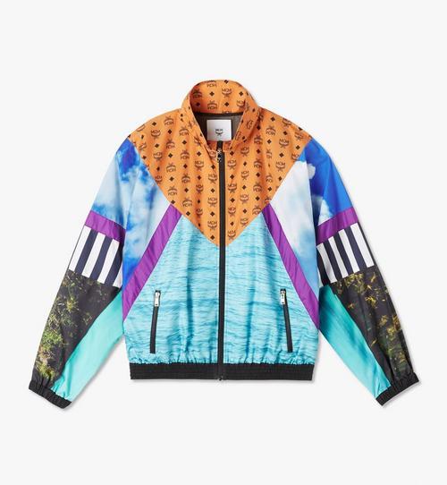 〈MCM x PHENOMENON〉メンズ トラックジャケット