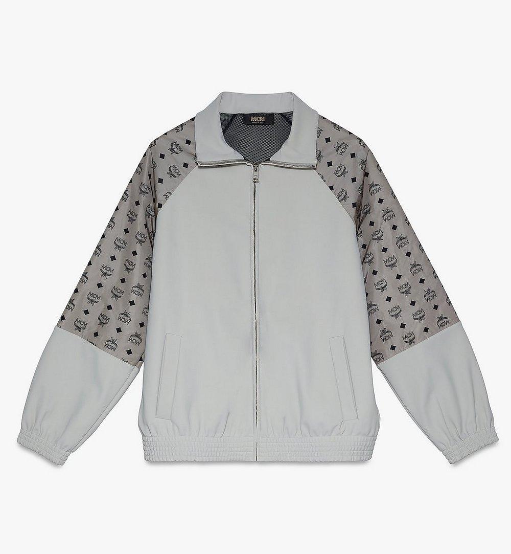 MCM Trainingsjacke aus Nylon mit Visetos-Monogramm für Herren  MHJASMM03FJ00L Noch mehr sehen 1