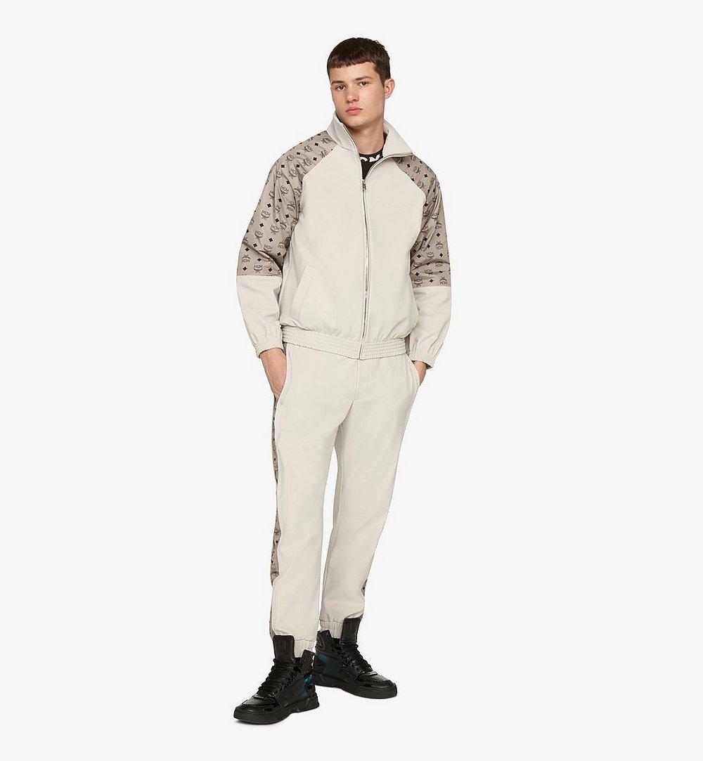MCM Trainingsjacke aus Nylon mit Visetos-Monogramm für Herren  MHJASMM03FJ00L Noch mehr sehen 2
