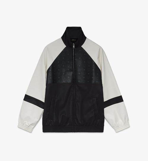 남성용 로고 트랙 재킷