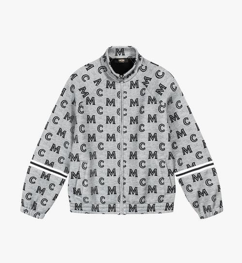 남성용 모노그램 트랙 재킷
