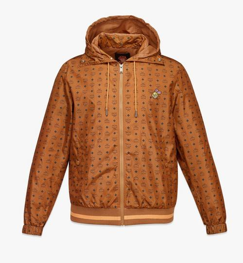 MCM x SAMBYPEN Windbreaker in Monogram Eco-Nylon