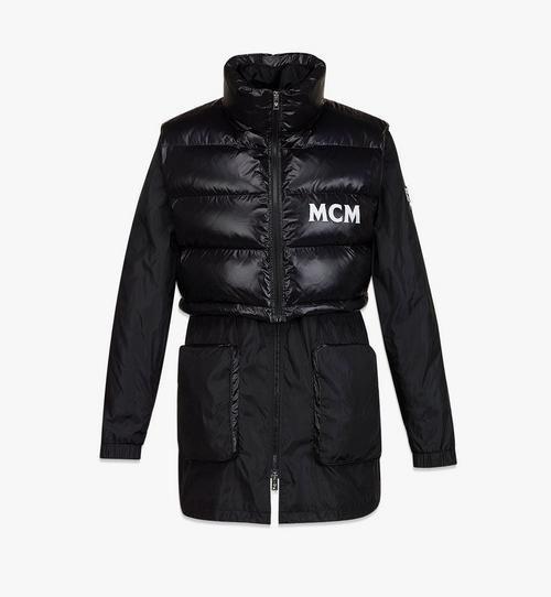 Windjacke und Weste aus ECONYL® mit MCM-Logo für Herren