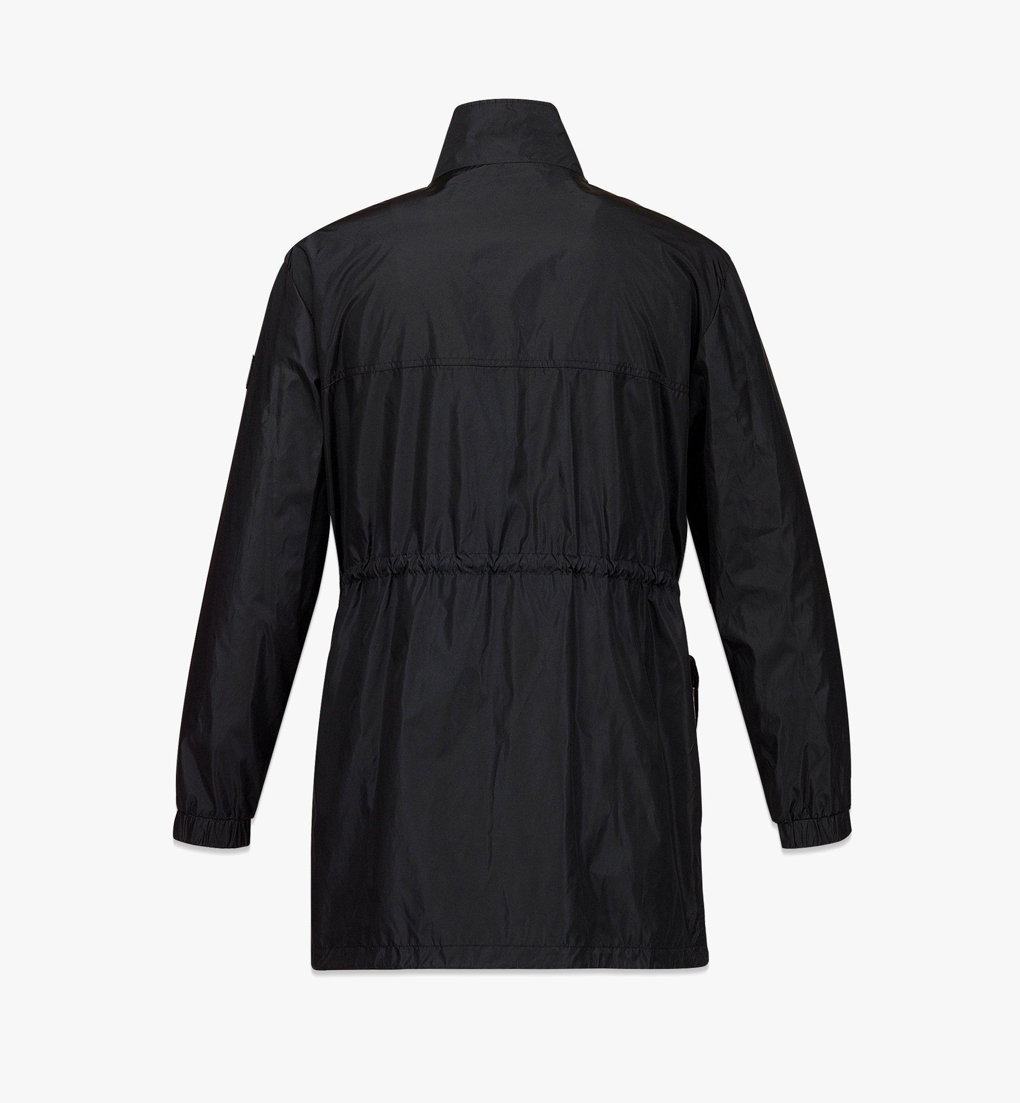 MCM Men's Logo Windbreaker and Vest in ECONYL® Black MHJBASX02BK046 Alternate View 3