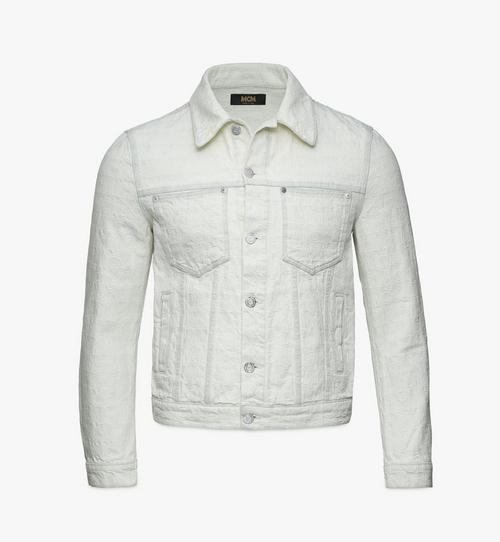 Monogram Denim Jacket