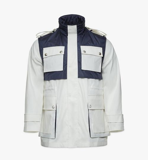Geo Laurel Blouson Jacket