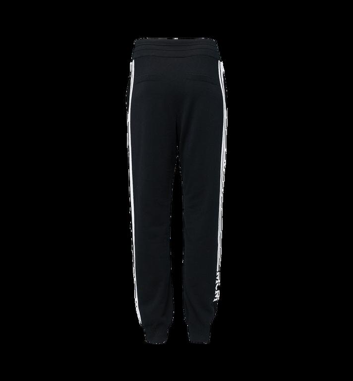 MCM Men's Cashmere Track Pants Black MHP7AMM23BK00M Alternate View 3