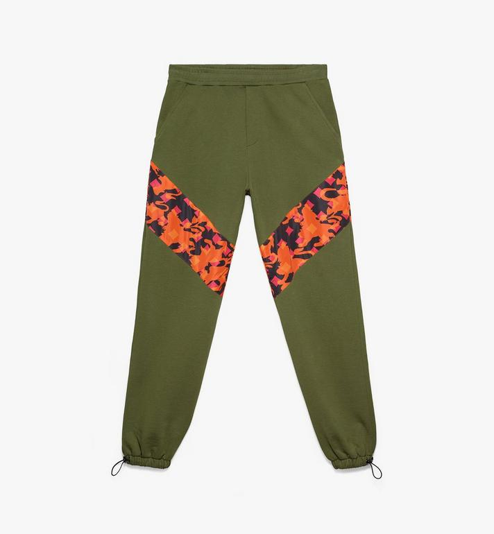 MCM Men's Cotton Camo Track Pants Alternate View 1