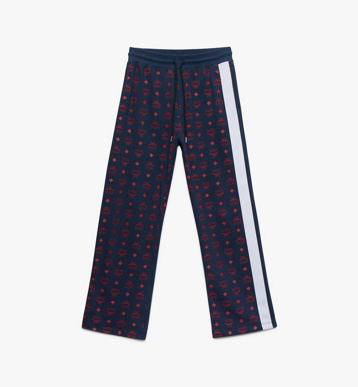 MCM Men's Visetos Print Track Pants Alternate View