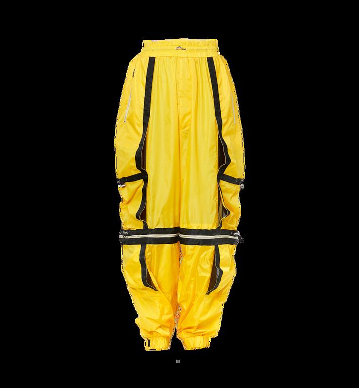 MCM Pantalon parachute déstructuré en nylon pour homme Alternate View