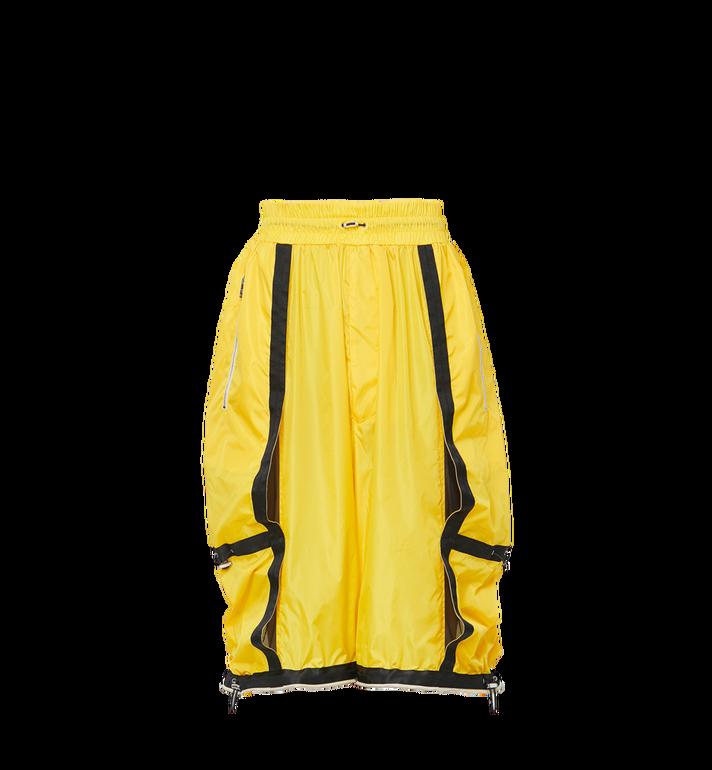MCM Pantalon parachute déstructuré en nylon pour homme Yellow MHP9SNX15YW046 Alternate View 4