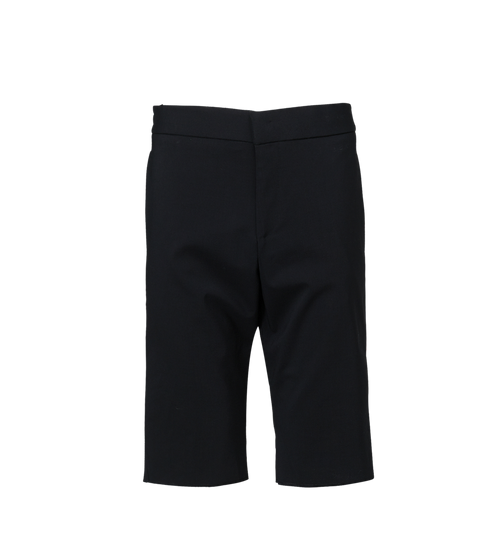 Men's Wool Tailored Trousers