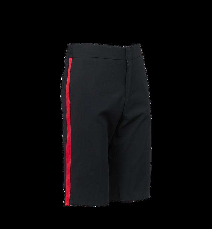 MCM Taillierte Herrenhose aus Wolle Black MHP9SNX60BK046 Alternate View 2