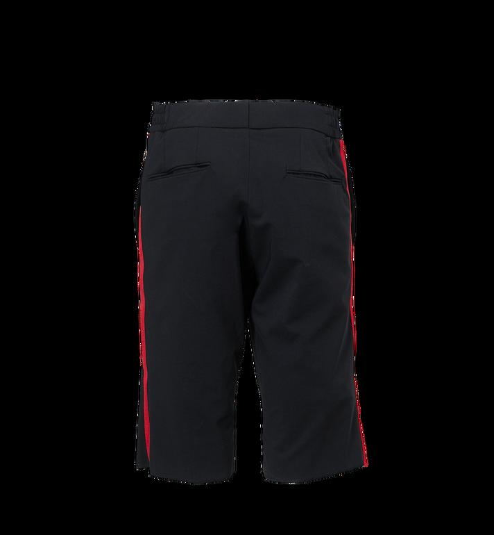 MCM Taillierte Herrenhose aus Wolle Black MHP9SNX60BK046 Alternate View 3
