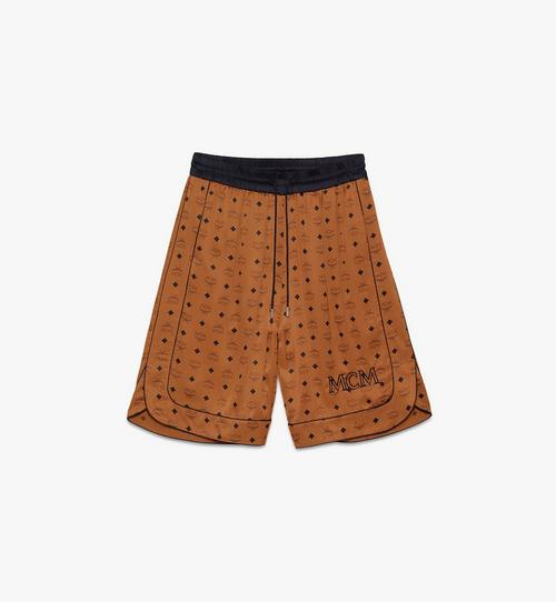 Men's Silk Drawstring Shorts