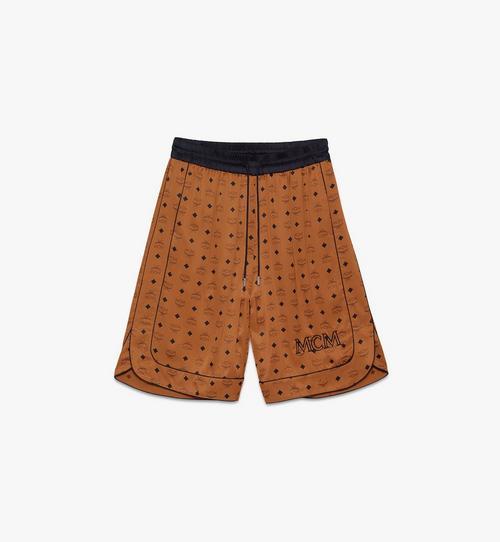 Men's Silk Drawstring Shorts