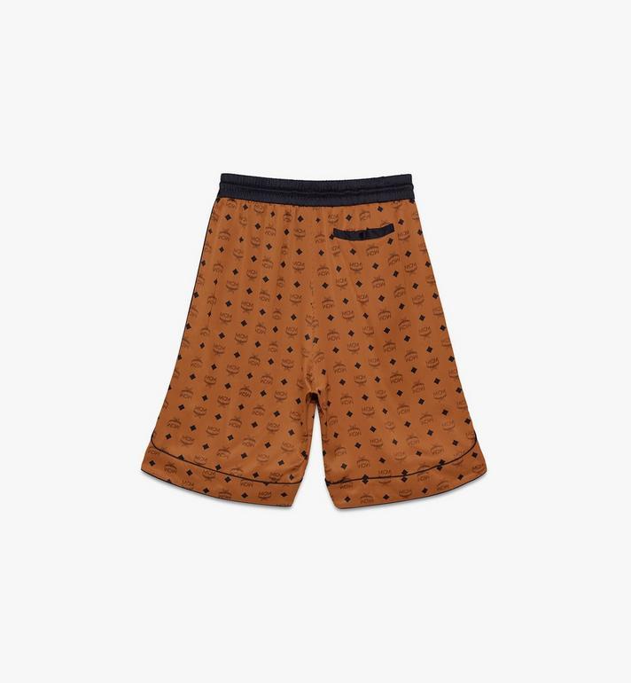 MCM Men's Silk Drawstring Shorts  MHPASBM02CO00S Alternate View 2