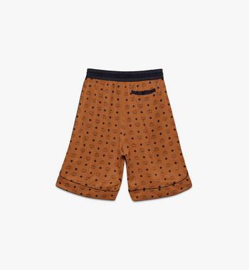 MCM Men's Silk Drawstring Shorts  MHPASBM02CO0XL Alternate View 2