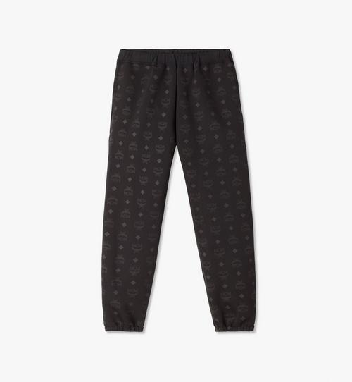 Men's MCM x PHENOMENON Reflective Monogram Sweatpants