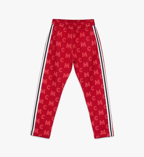 Pantalon de survêtement monogrammé pour homme