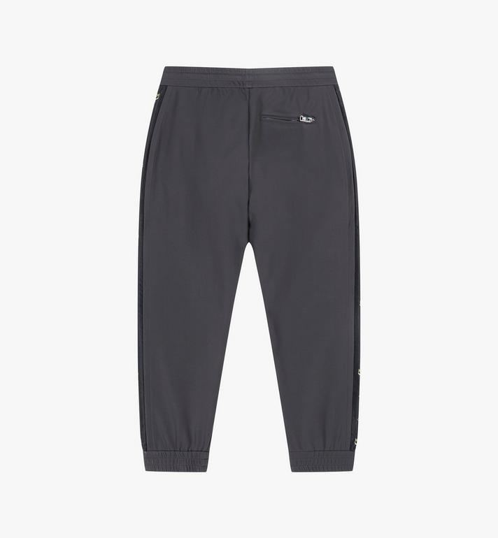 MCM Pantalon de survêtement1976 en nylon pour homme Black MHPASMV03BT00L Alternate View 2