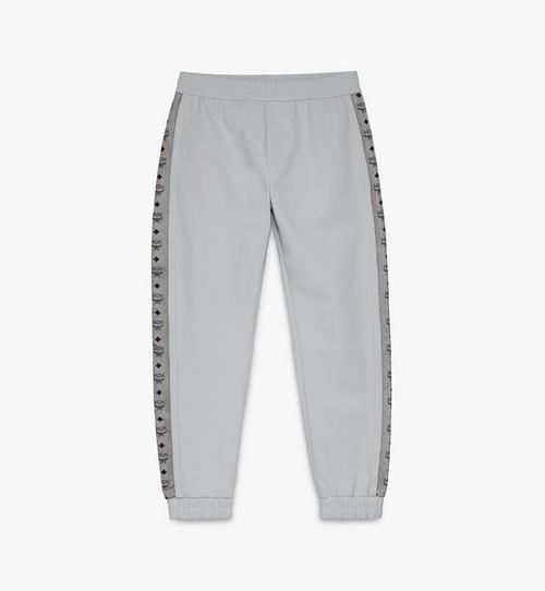 Men's 1976 Visetos Print Track Pants in Nylon