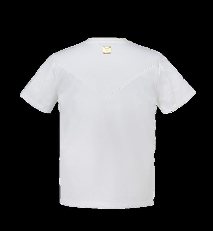 MCM Men's Classic Logo T-Shirt MHT7AMM01WT00L AlternateView3