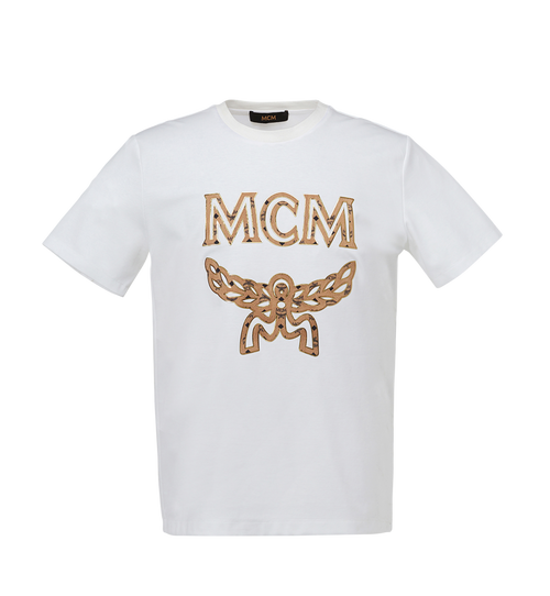 MCM 로고티셔츠