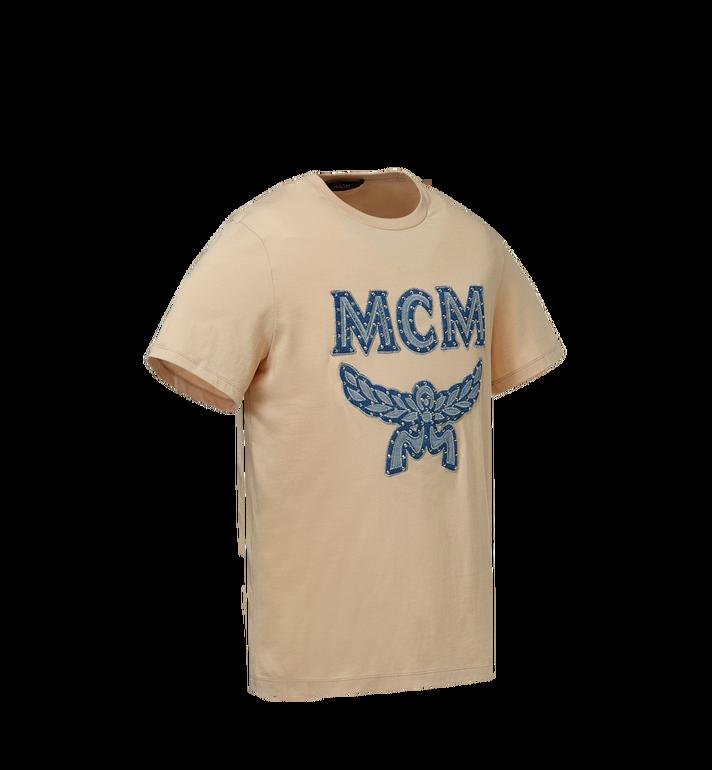 MCM スタッズアウトライン デニム Tシャツ  MHT8ADS54IG00M Alternate View 2