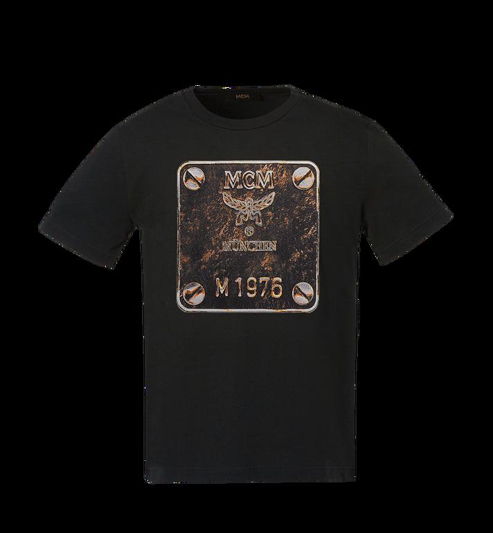MCM T-SHIRT AVEC PLAQUE EN LAITON POUR HOMME MHT8AMM01BK00L AlternateView 3f5bd1cc3559