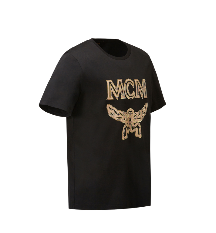 MCM メンズ クラシックロゴ Tシャツ Black MHT8SMM10BK00L Alternate View 2