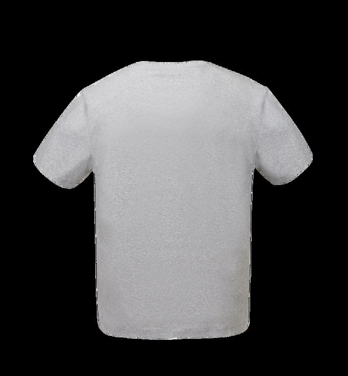 MCM メンズ クラシック ロゴ Tシャツ Grey MHT8SMM10EG00L Alternate View 3