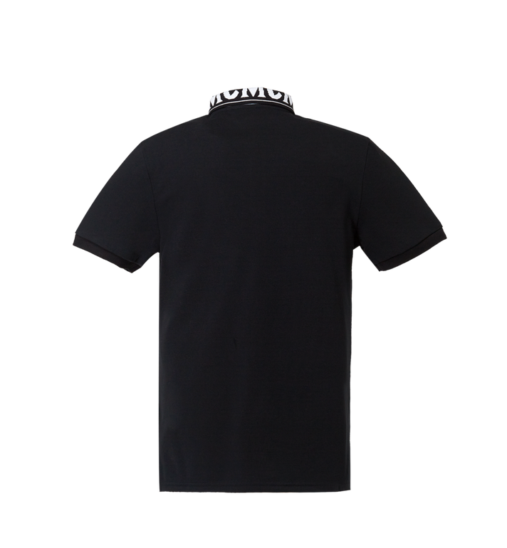 MCM メンズ ロゴ ポロシャツ Black MHT8SMM25BK00M Alternate View 3