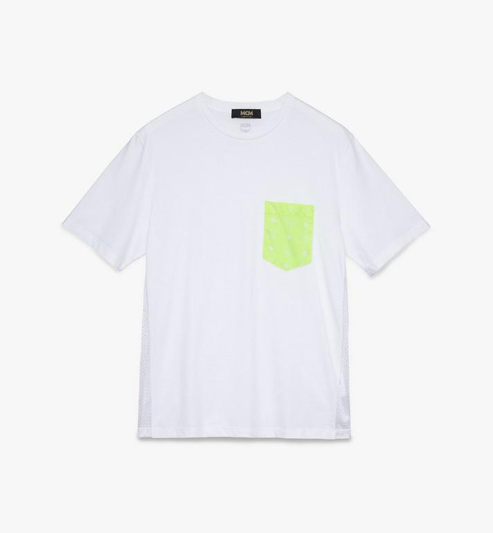MCM 〈フロー〉メンズ ポケットTシャツ Alternate View