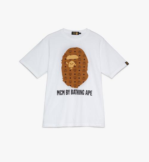 MCM x BAPE Ape Head T-Shirt