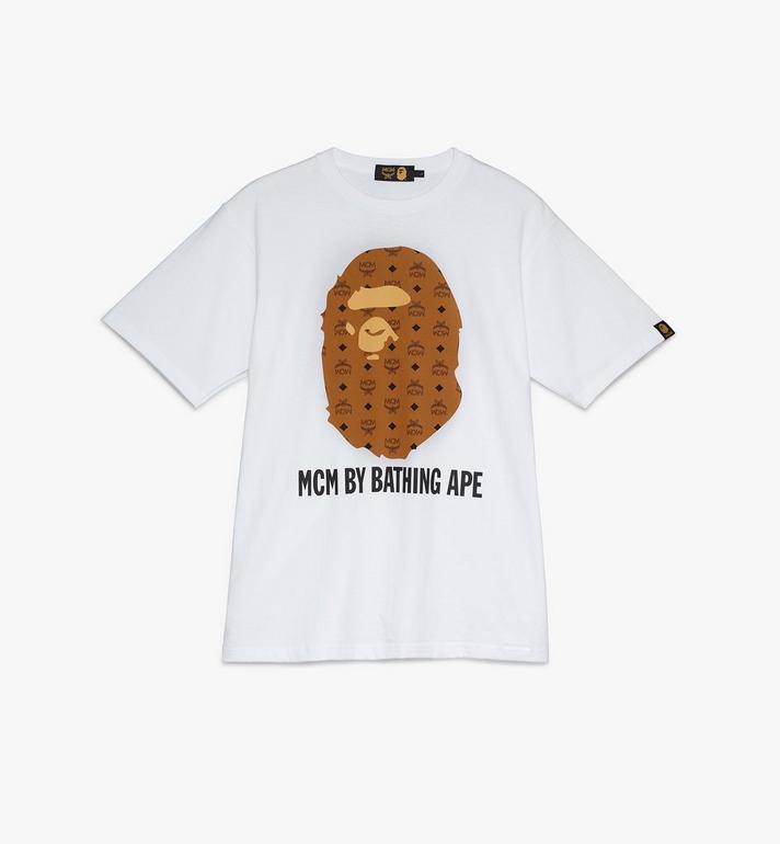 MCM T-shirt MCM x BAPE Ape Head Alternate View