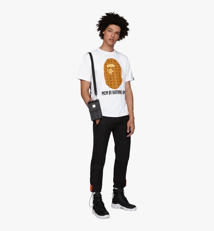 MCM T-shirt MCM x BAPE Ape Head  MHT9AMB01CO00L Alternate View 3