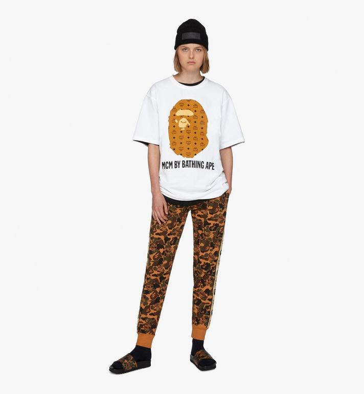MCM T-shirt MCM x BAPE Ape Head  MHT9AMB01CO00L Alternate View 4